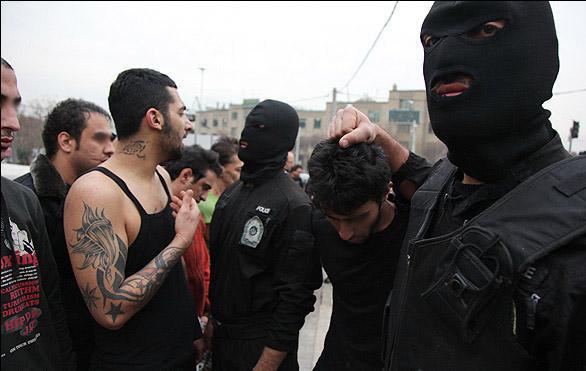 youth-repression-iran