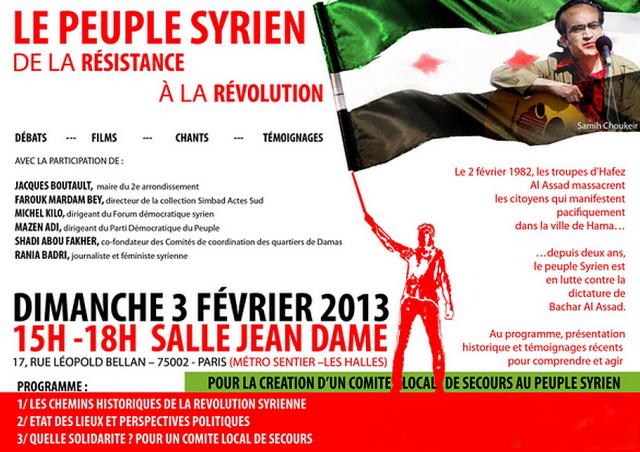 Syrie-Réunion2