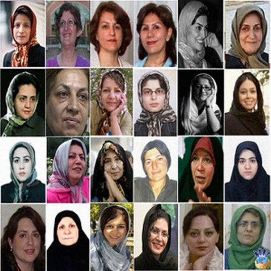 women political prisoners iran2