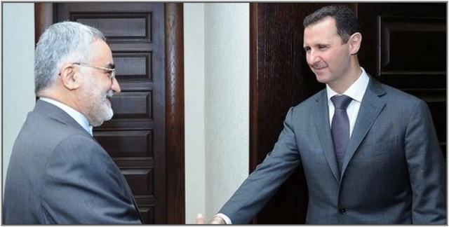 president-syrien-bachar-al-assadrencontre-iran2