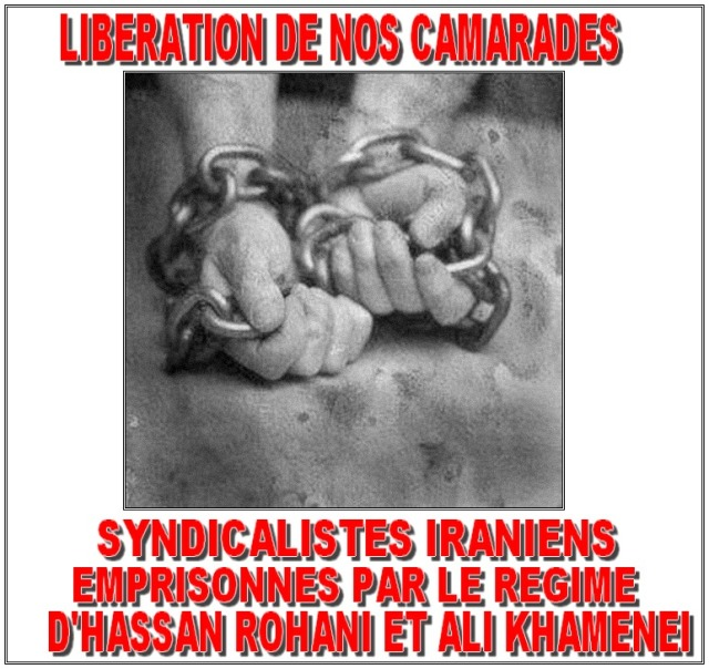 syndicalistes-iraniens