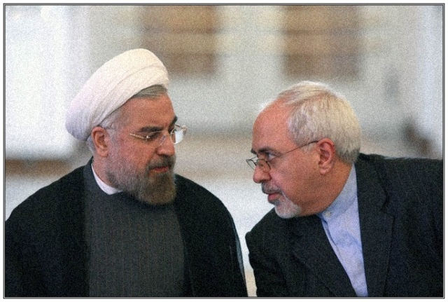 President-Rohani-with-Zarif1