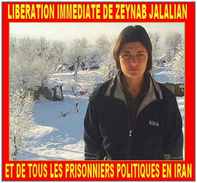 zeynab-jalalian-irankurdprisonner