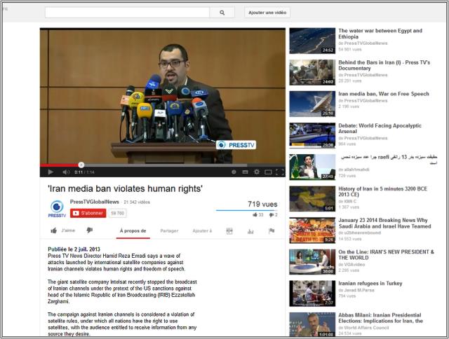 PressTVNewsDirectorHamidReza Emadi