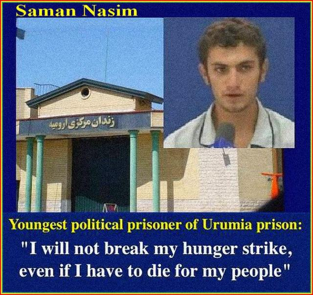 urmia-hunger-striker