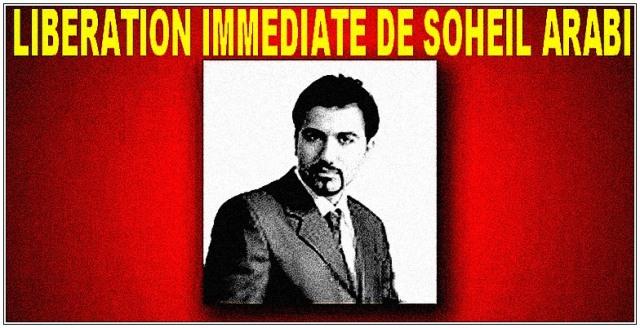 World Coalition Against the Death Penalty on Soheil Arabi's Death2