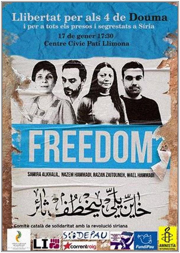 freedom siria