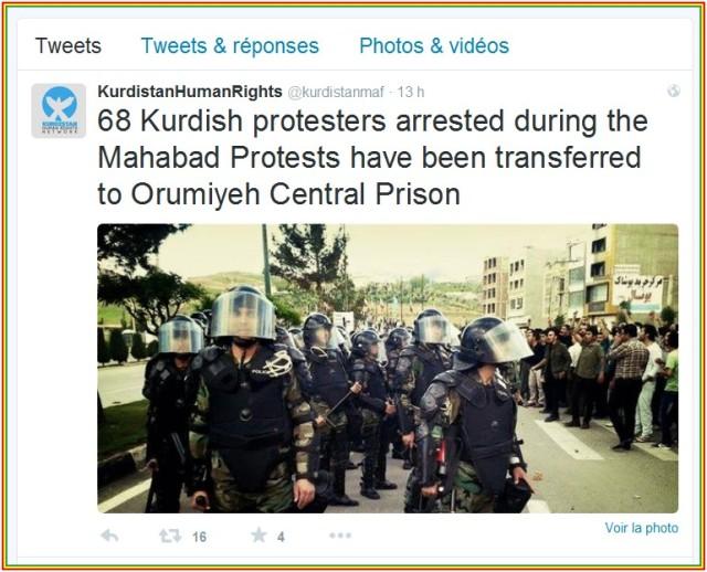 mahabad-repression