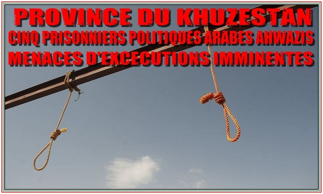 khuzestan-executions